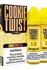 Cookie Twist Banana Oatmeal Cookie By Cookie Twist