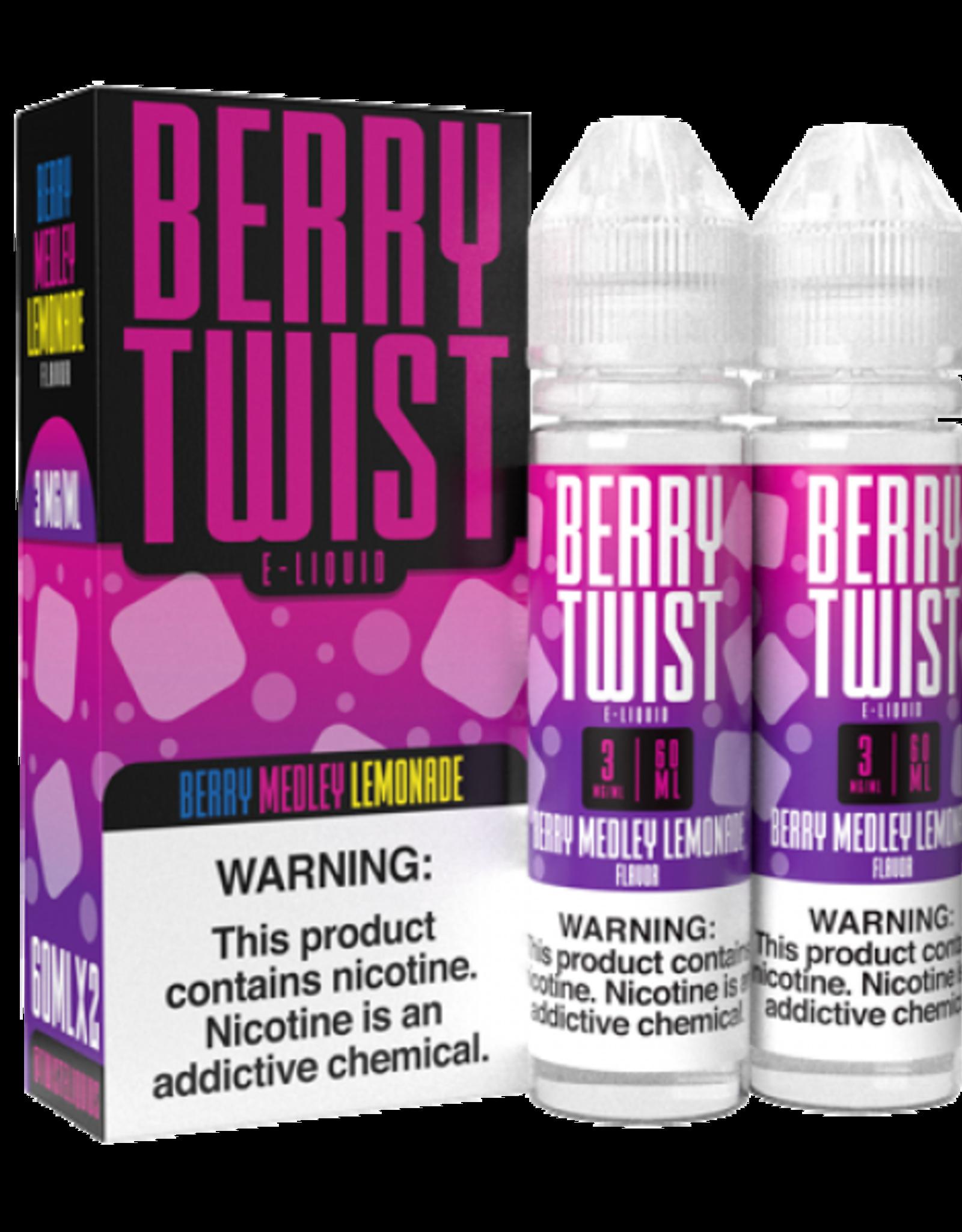 Berry Twist Berry Medley Lemonade By Berry Twist Salt