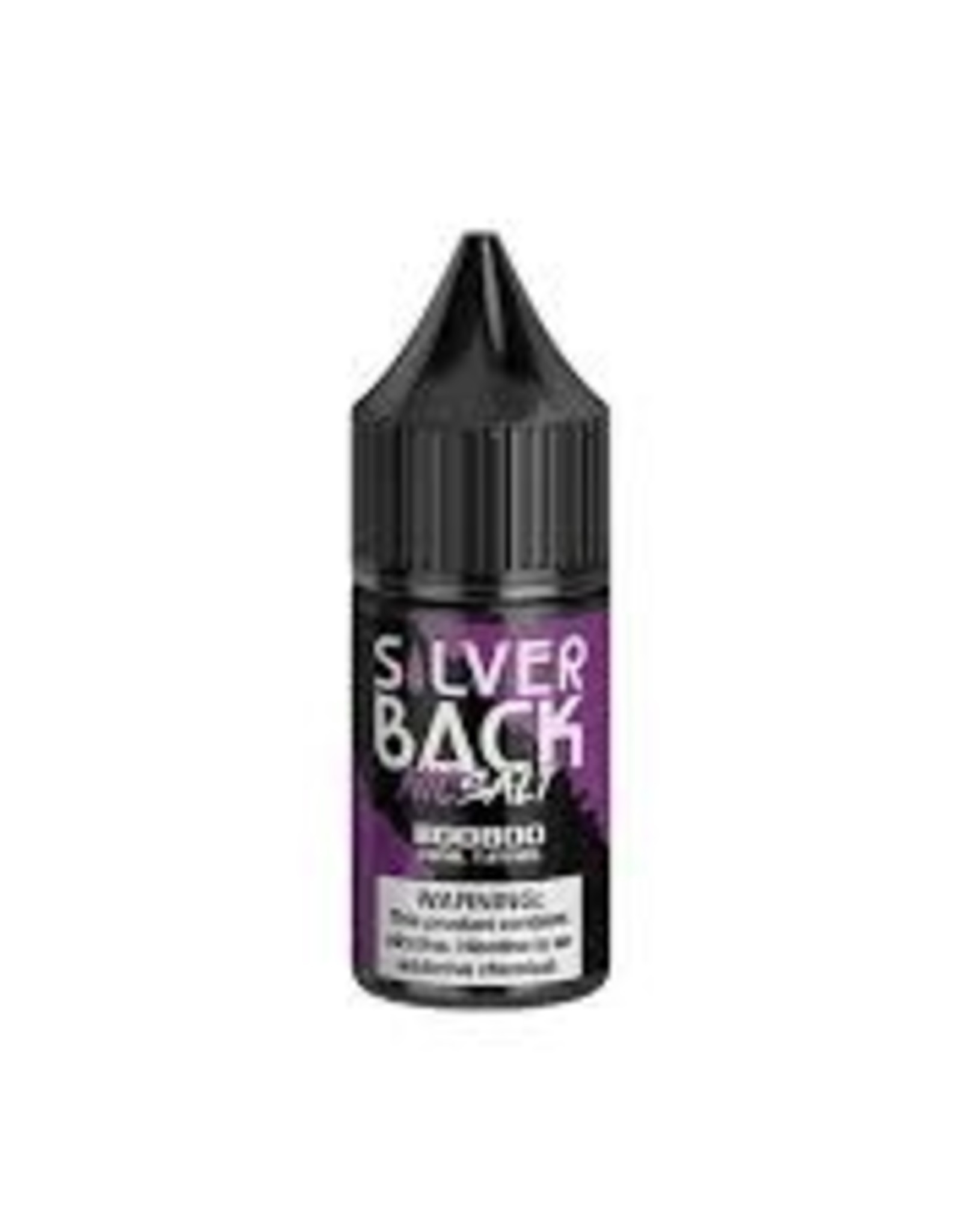 Silver Back Boo Boo Salts By Silver Back
