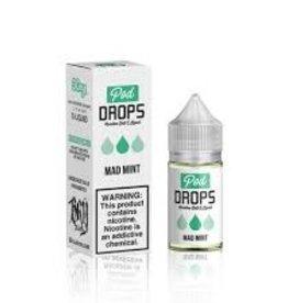Pod Drops Mad Mint Salts By Pod Drops