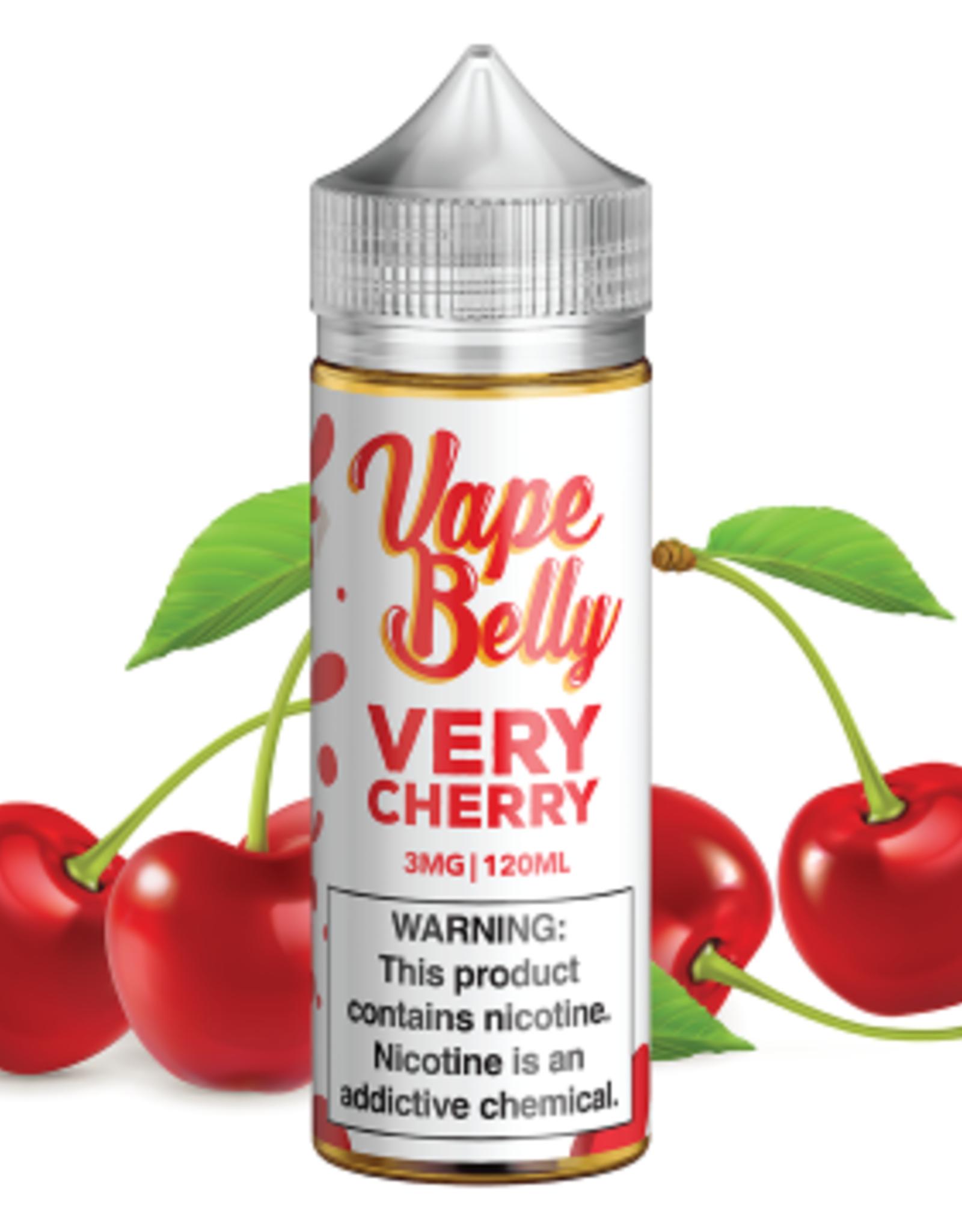 Vape Belly Very Cherry By Vape Belly