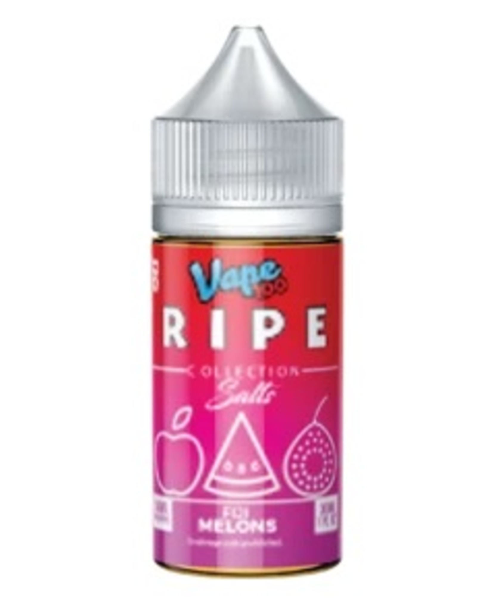 Ripe Collection Fiji Melons Salts By Ripe Collection