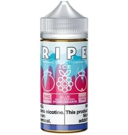 Ripe Collection Ice Blue Razzleberry Pomagranate By Ripe Collection Ice