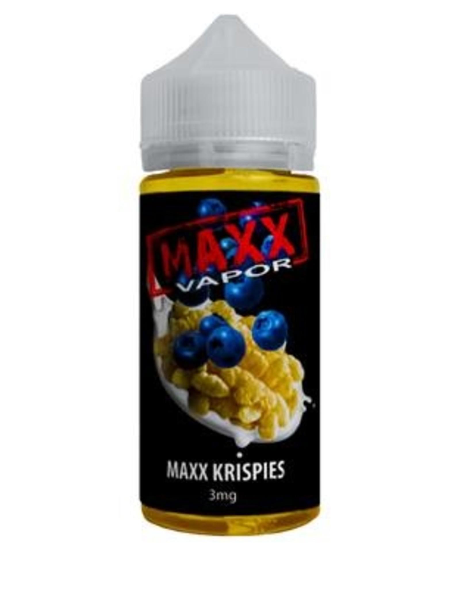 Maxx Krispies By Maxx