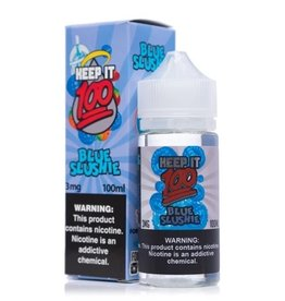 Keep It 100 Blue Slushie By Keep It 100