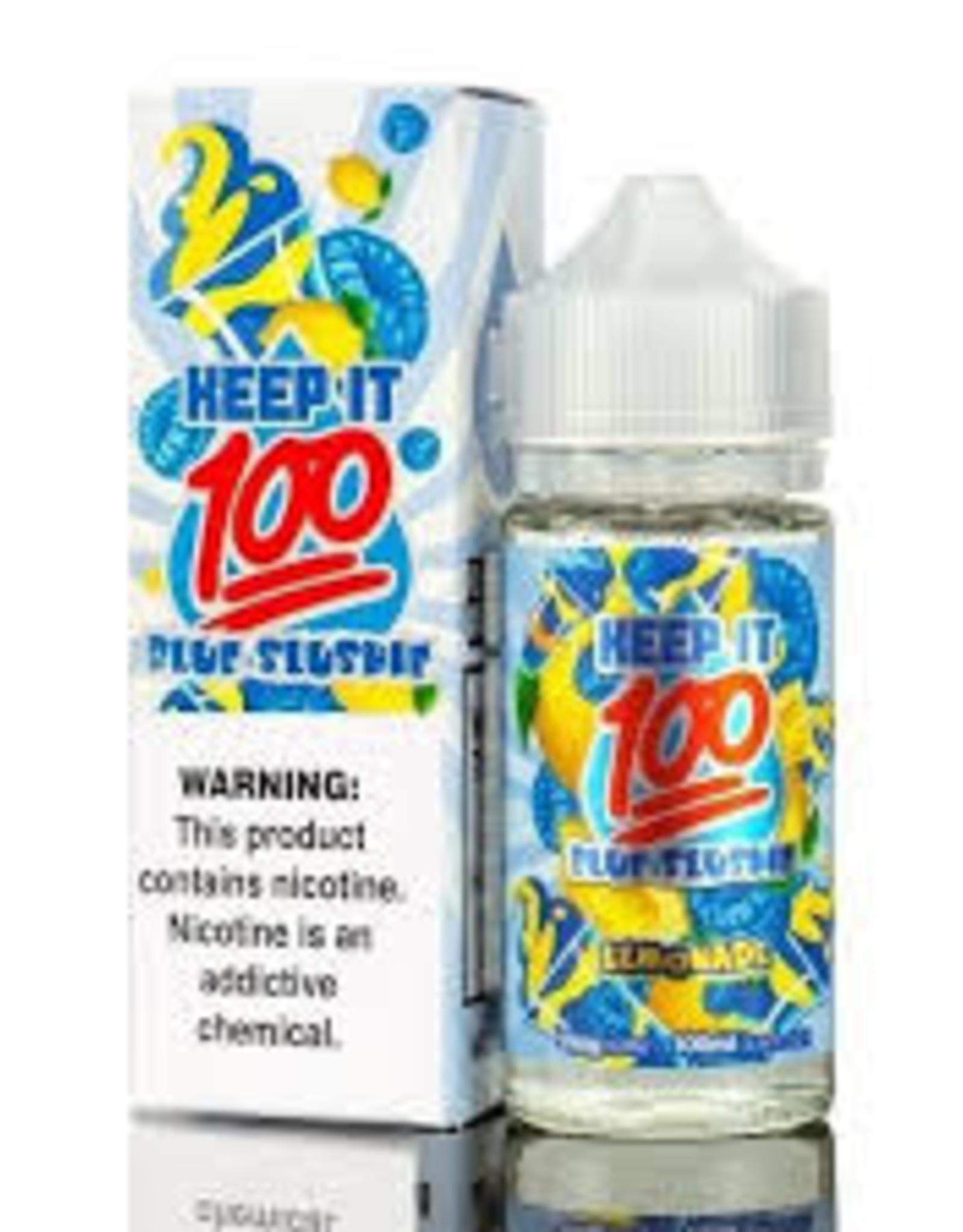 Keep It 100 OG Summer (Blue Slushie Lemonade) By Keep It 100