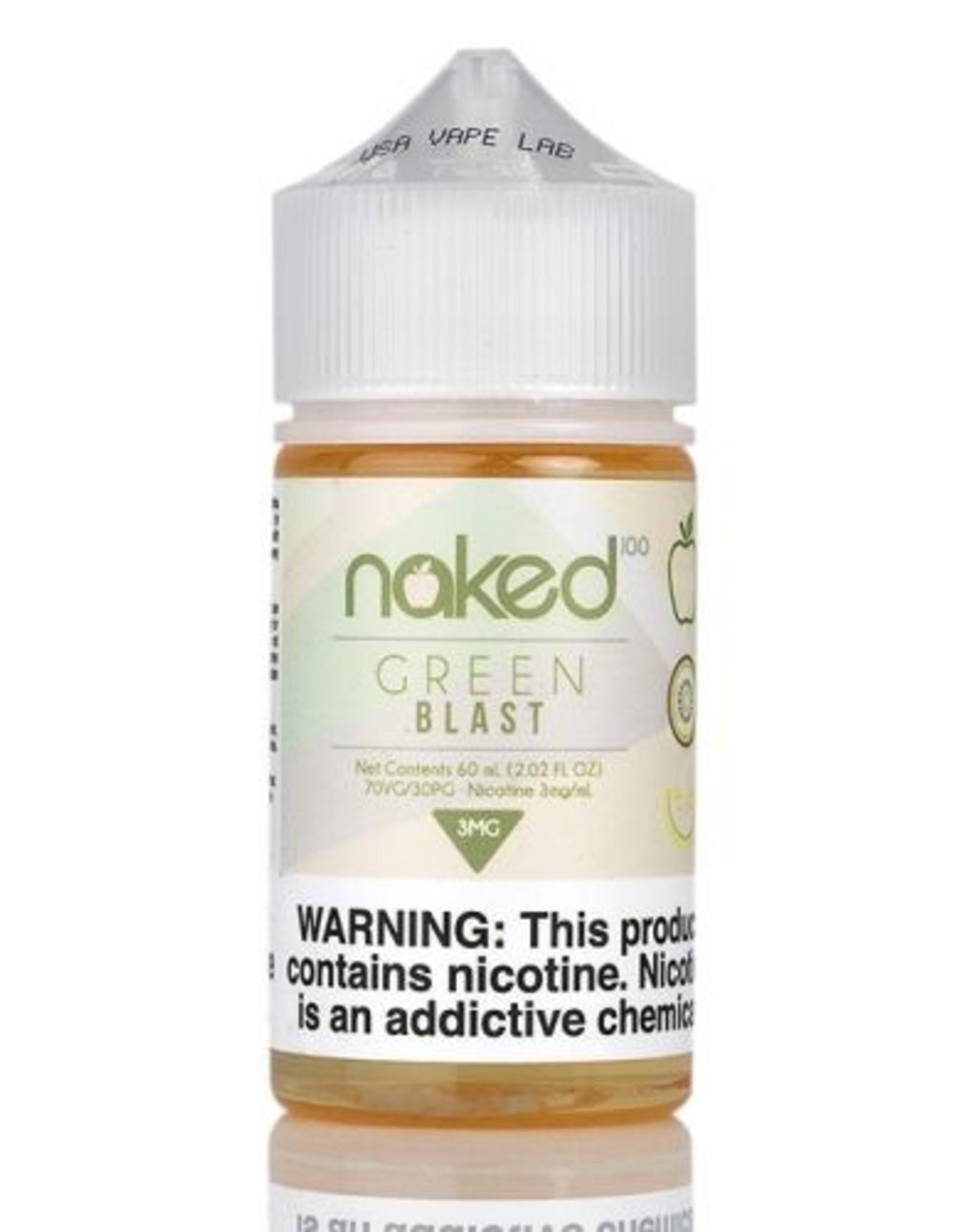 Naked 100 Melon Kiwi By Naked 100 (Green Blast)