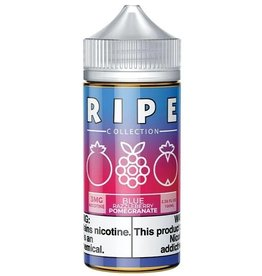 Ripe Collection Blue Razzleberry Pomegranate By Ripe Collection