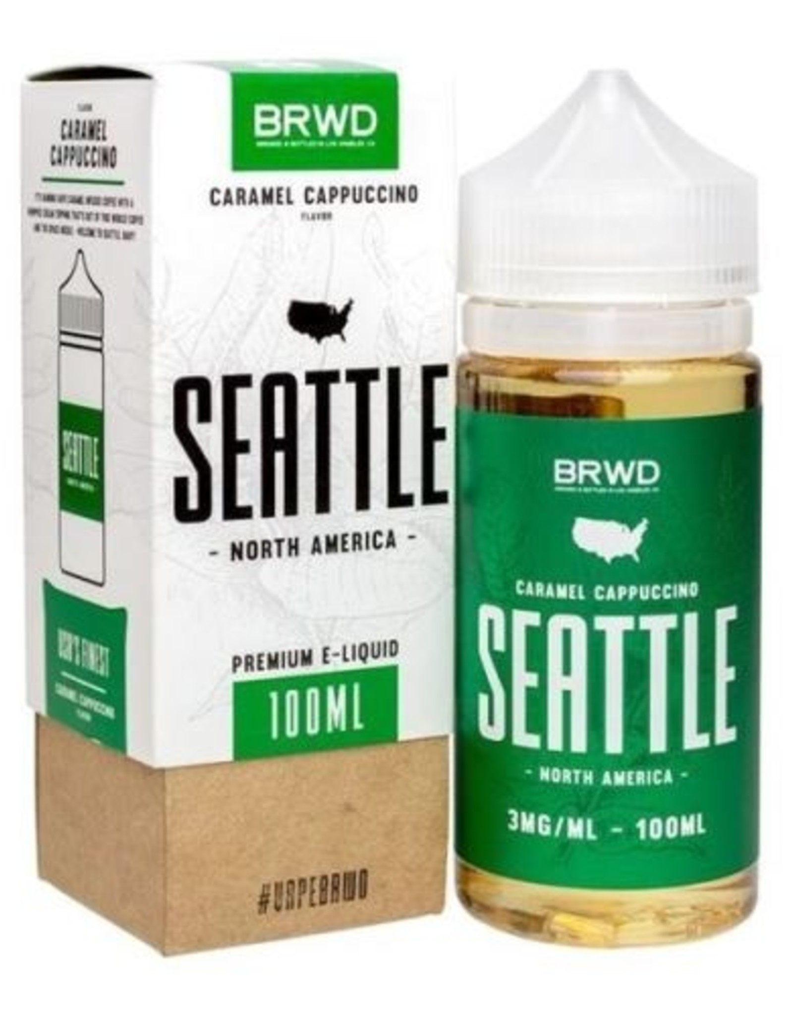 BRWD Seattle By BRWD