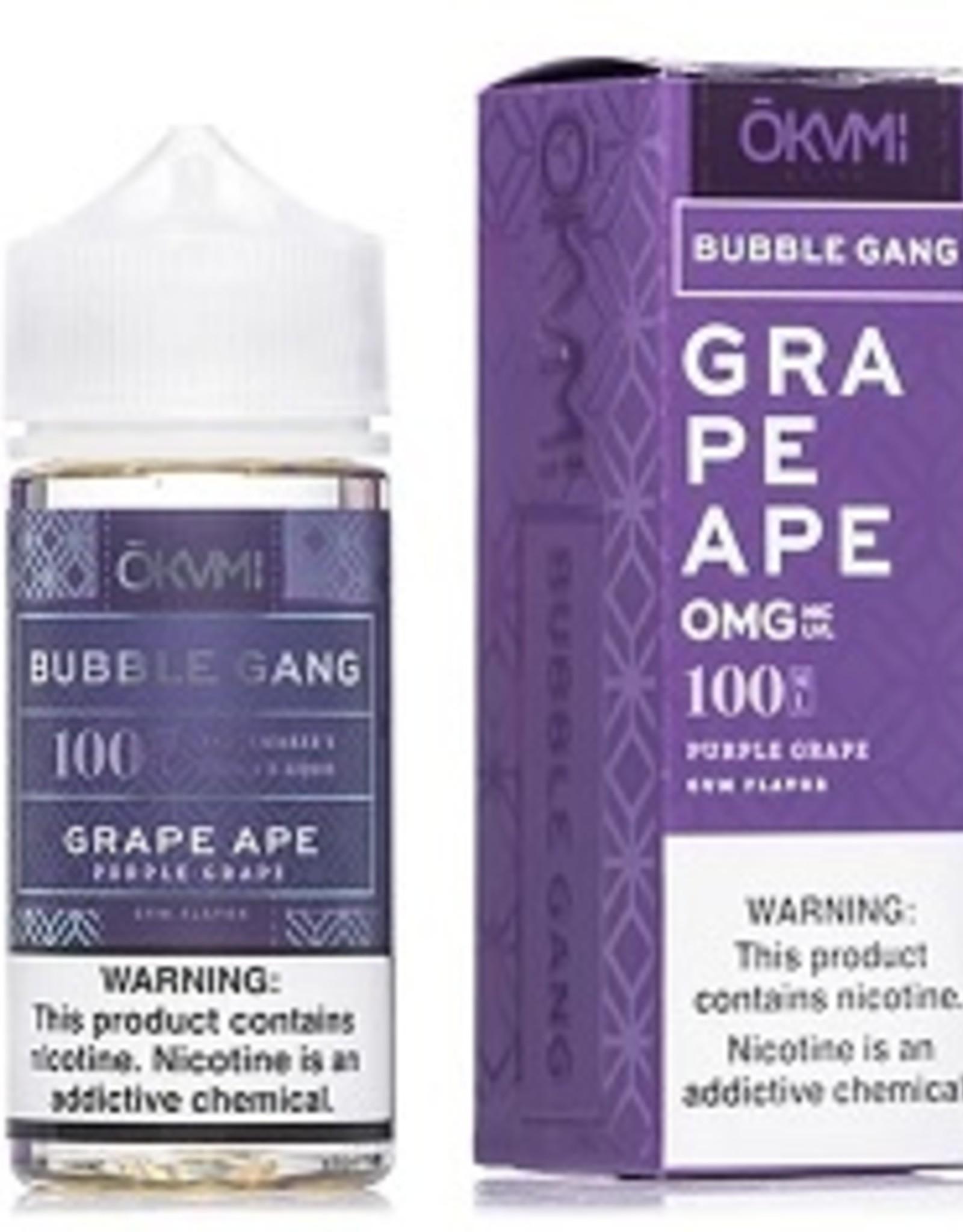 Bubble Gang Grape Ape By Bubble Gang