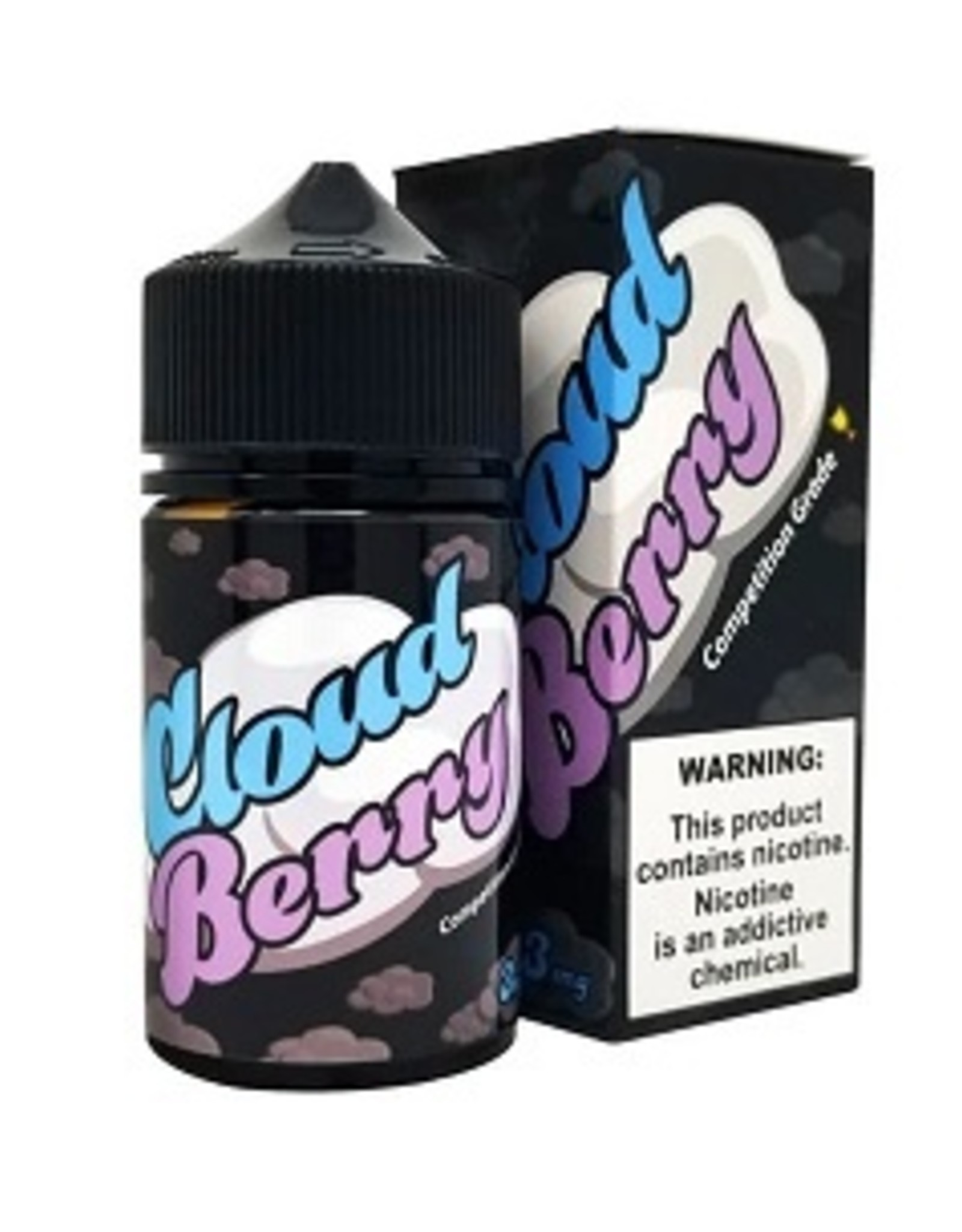 Cloud Vapory Cloud Berry By Cloud Vapory
