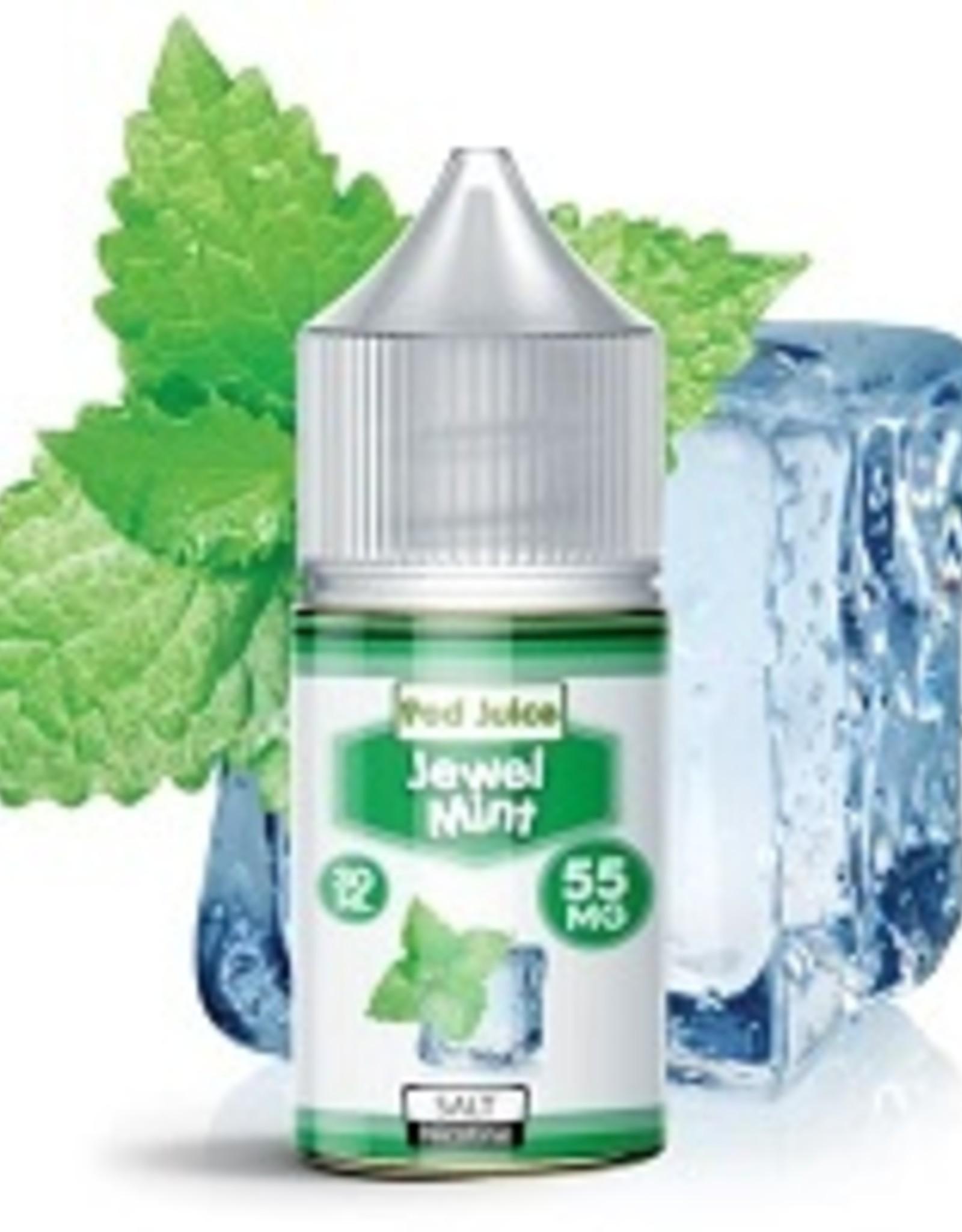 Pod Juice Jewel Mint Salts By Pod Juice