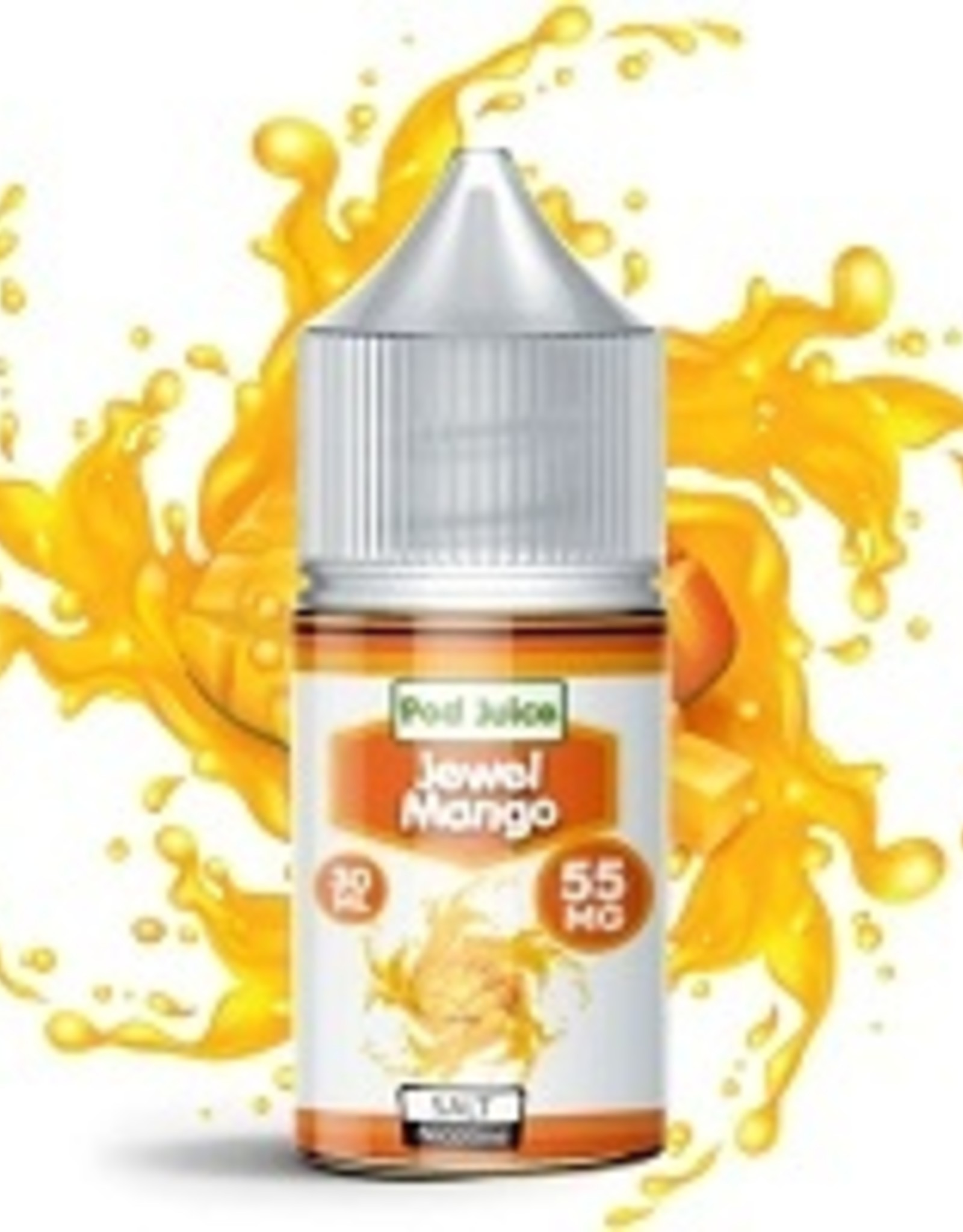 Pod Juice Jewel Mango Salts By Pod Juice
