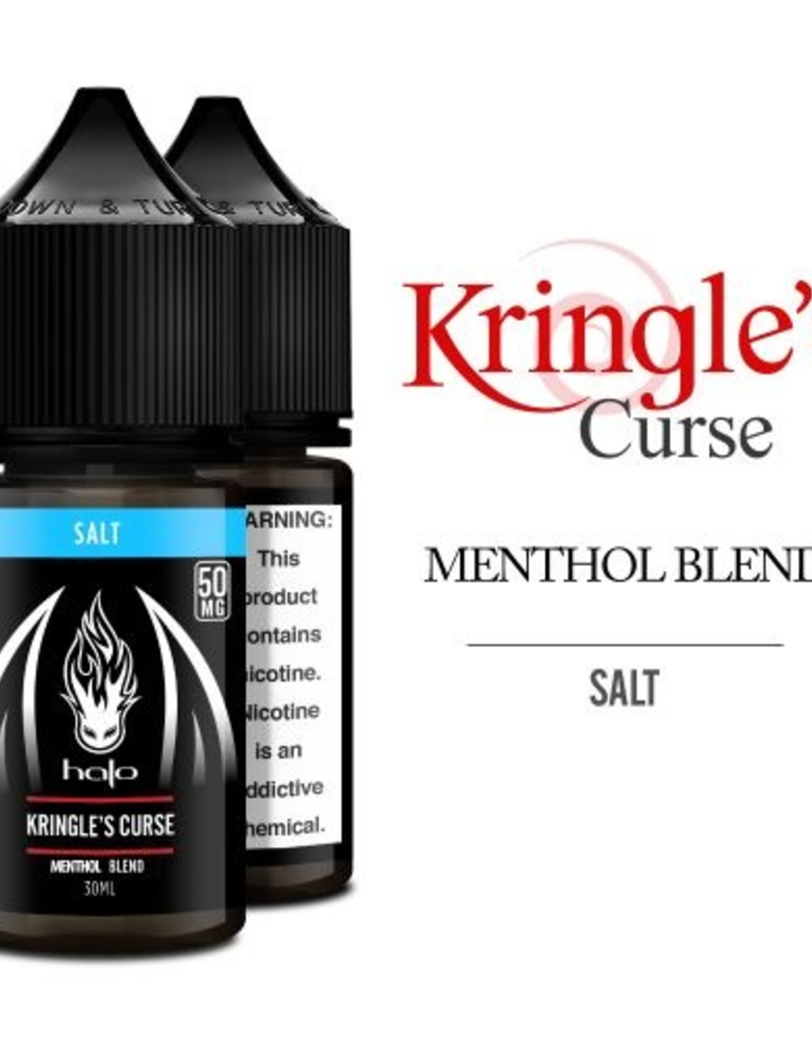 Halo Salts Kringles Curse Nic Salts Salts By Halo