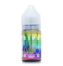 Ripe Gold Series Tropical Rainbow Blast Nic salts By Ripe Gold series