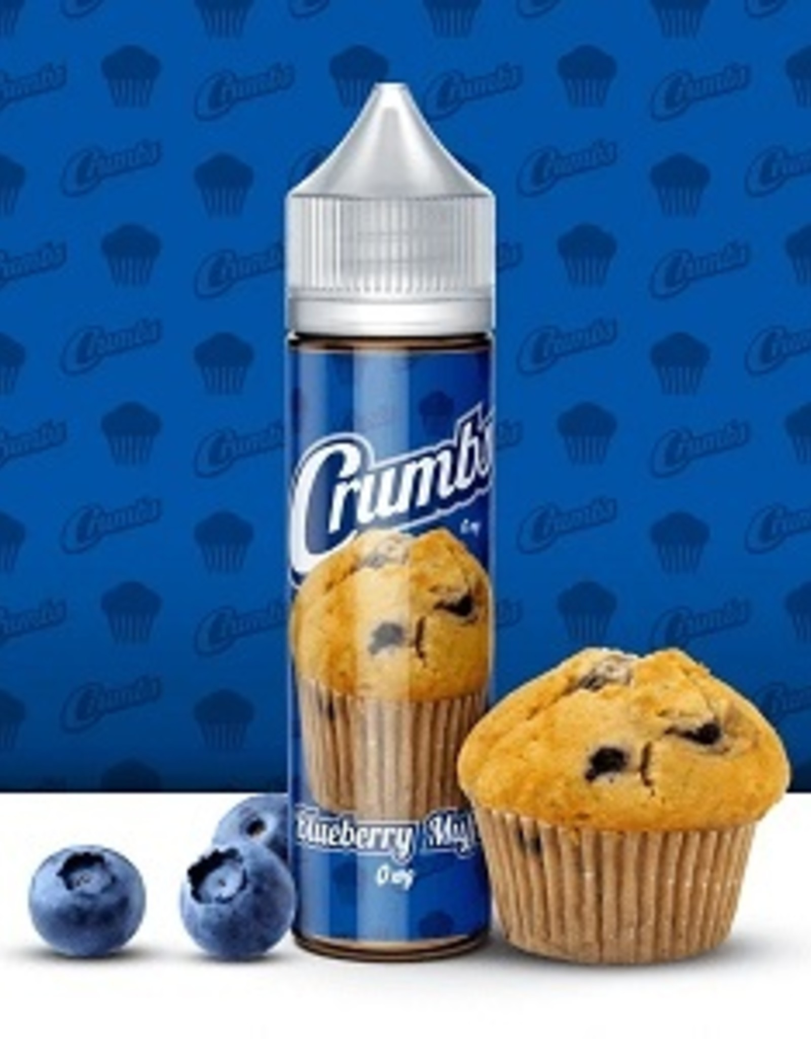 Blueberry Muffin By Crumbs