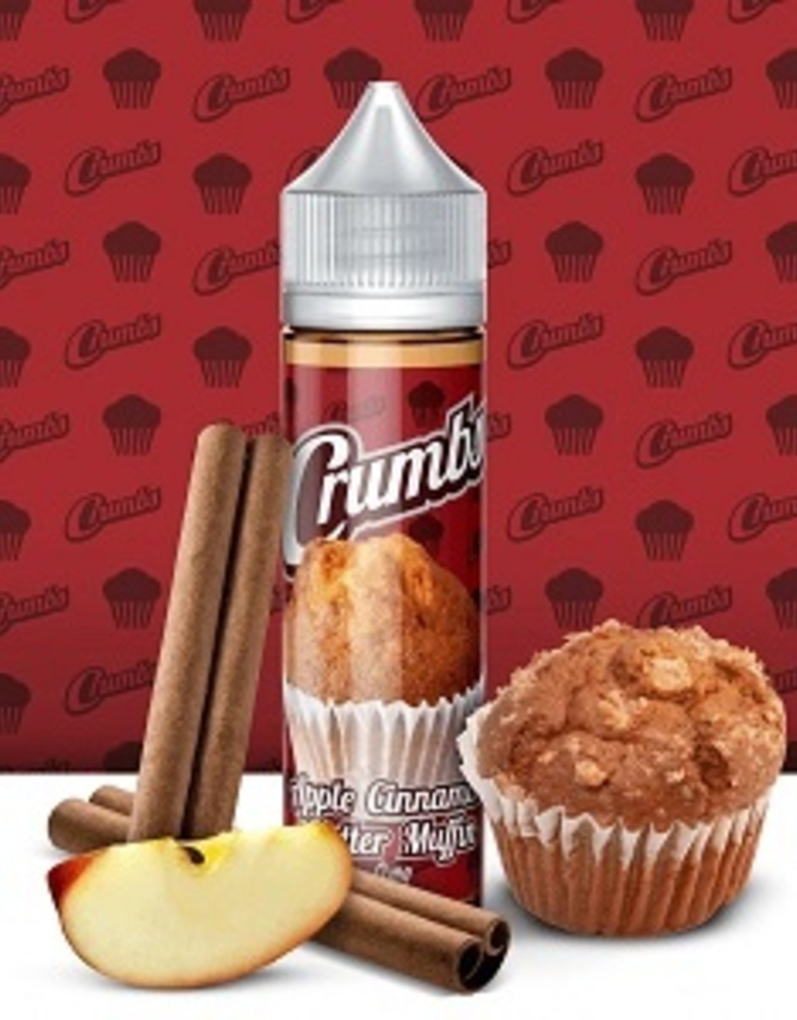Apple Cinnamon Muffin By Crumbs