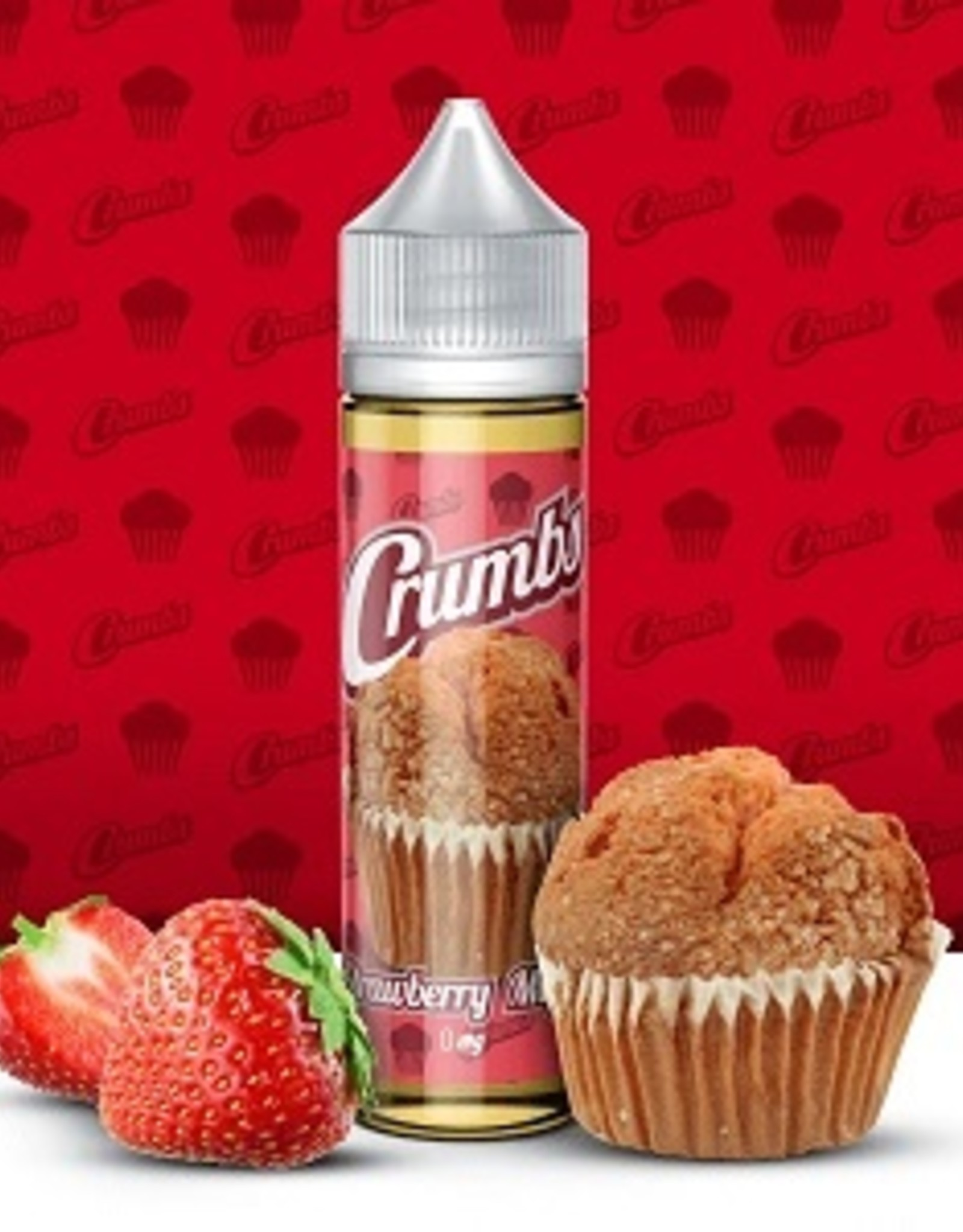 Strawberry Muffin By Crumbs