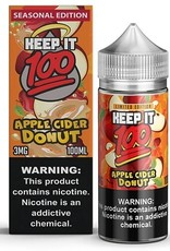 Keep It 100 Apple Cider Donut By Keep it 100