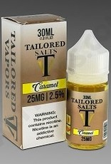 Caramel Tobacco Nic Salt By Tailored