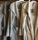 Ethyl Soft jacket with pockets