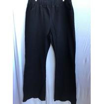 Umgee wide leg elastic waist jeans