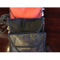 Chain Purse W/ Xtra Chain in Front