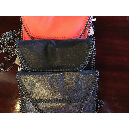 Princess Chain Purse W/ Xtra Chain in Front
