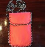 Princess Cell Phone Purse W/Chain