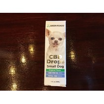 60MG Small Dog CBD Drops