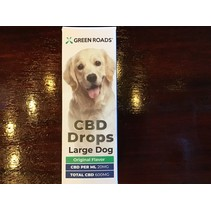 600MG Large Dogs CBD Drops