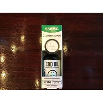 550MG CBD Oil Drops