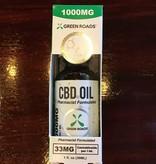 Green Roads 1000MG CBD Oil Drops