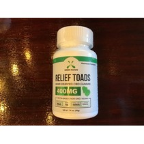 400MG Relax Toads Gummies