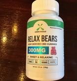 Green Roads 300MG Relax CBD Gummy Bears