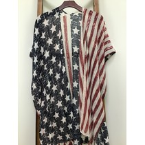 Flag cover-up light weight