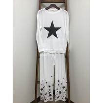 Star Top & Wide Star Pants