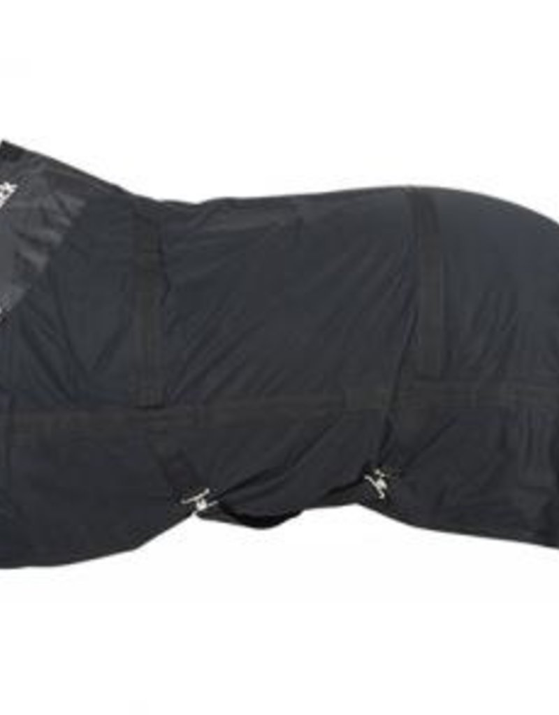 Couverture BOT mesh noir 72