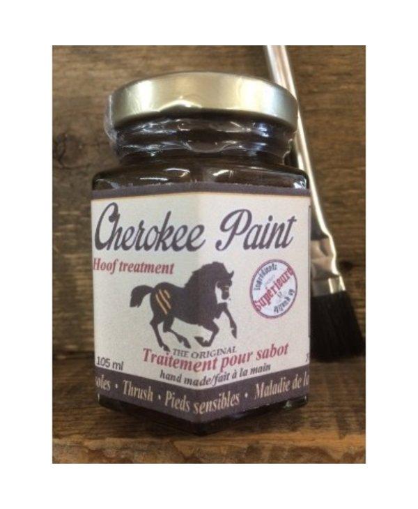 Cherokee paint pourriture fourchette