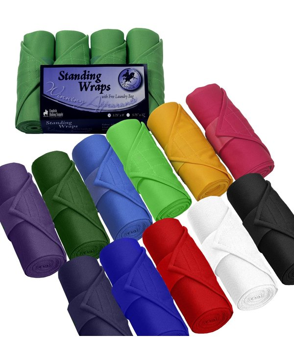 Bandages de repos blanc