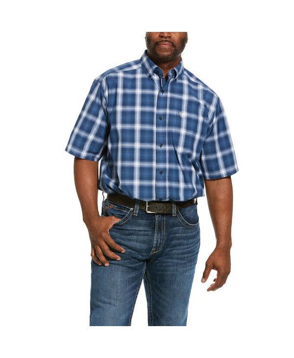 Chemise Ariat Pro pour homme blue velvet
