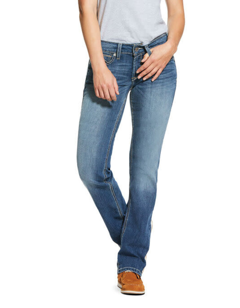 Ariat Jeans Ariat Stretch Fit Mid Rise Straight