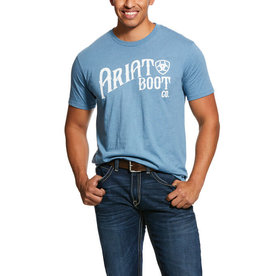 Ariat T-Shirt Ariat blue pour homme