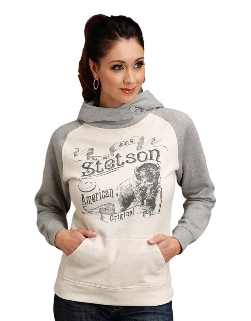 Karman Cotton ouaté gris Stetson