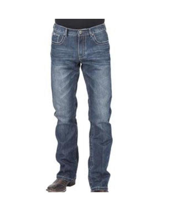 Jeans Back Stetson back poket