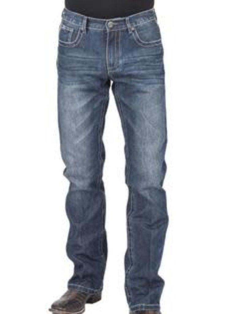 Karman Jeans Back Stetson back poket