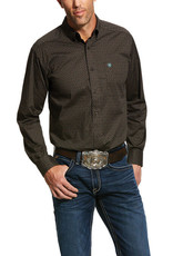 Ariat Chemise Ariat gris charcoal