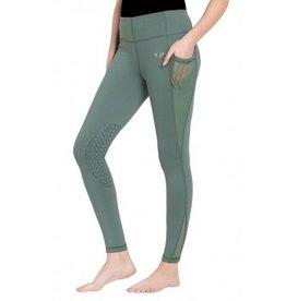 Cavalier Pantalon Minerva Vert - XS