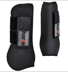 Horze Protection pour les tendons Horze noir - Cob