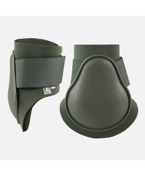 Bottes protections arrière Horze - SH brun